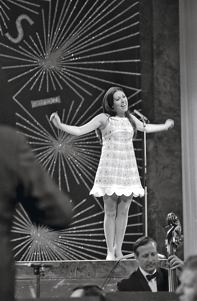 Massiel en Eurovisión