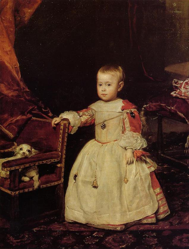 Velázquez Felipe Próspero