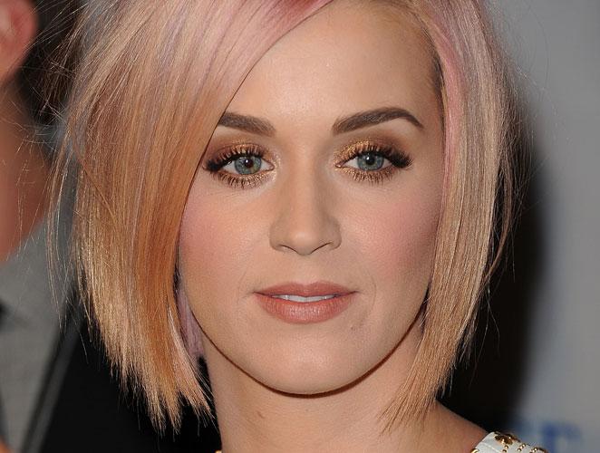 Katy Perry corte de pelo