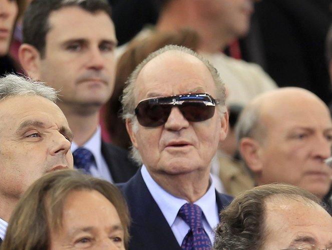 Rey Juan Carlos gafas