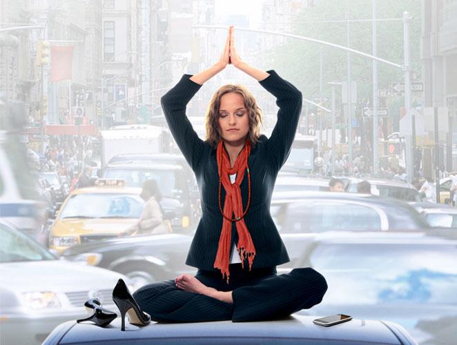 Yoga: ¿cosa de mujeres?
