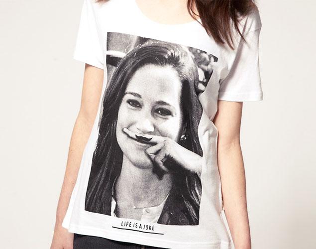 Camiseta Pippa en Asos