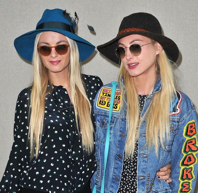 Las hermanas Clarins