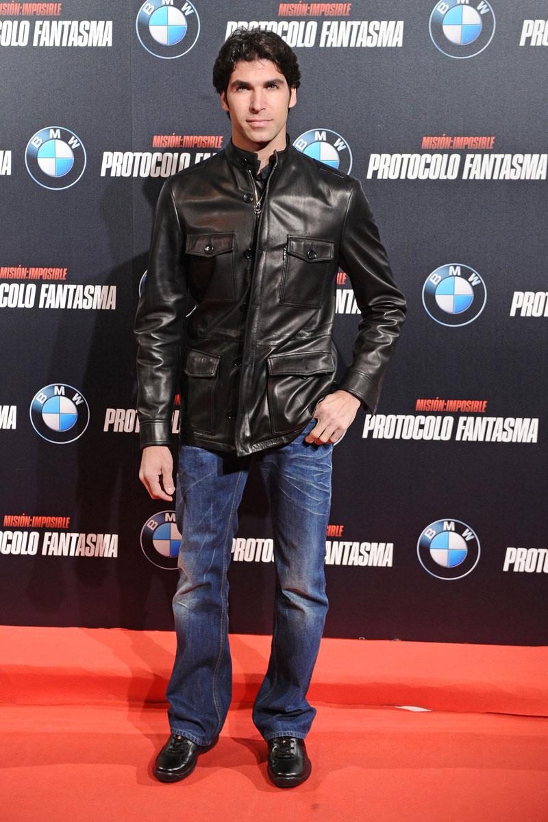 Mientras dormías: extraño desfile de famosos para recibir a Tom Cruise en Madrid