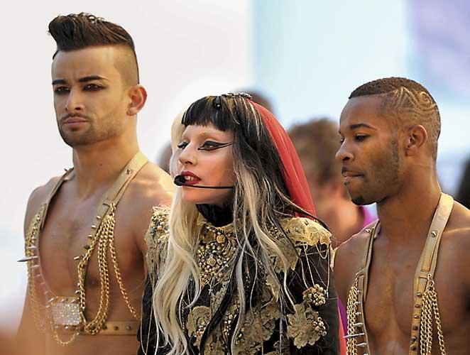 El secreto de Lady Gaga se encuentra en Madrid