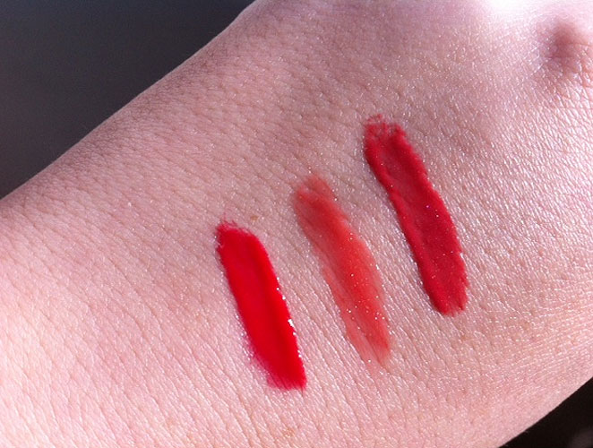 Beauty Swatches