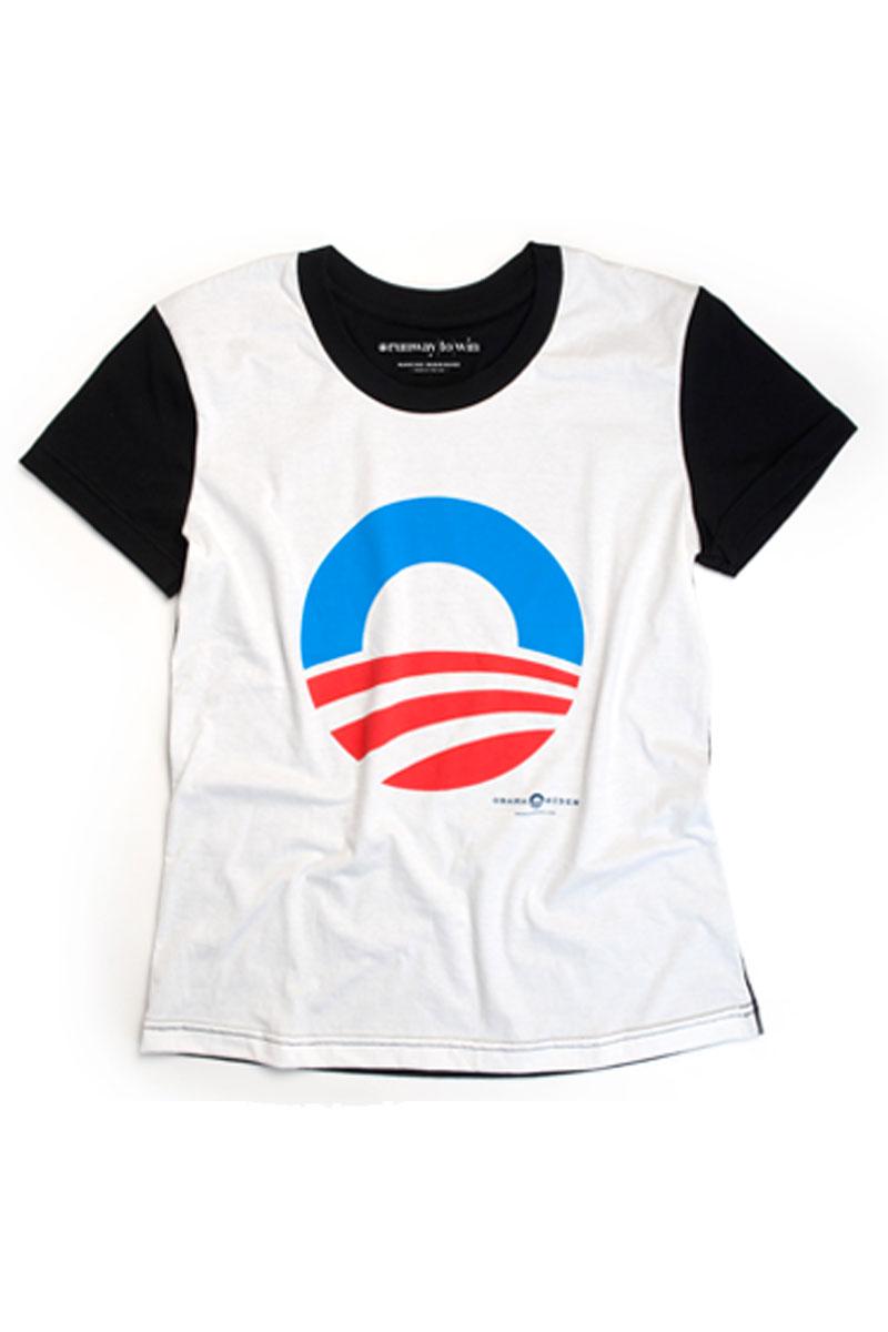 El mercandising de firma de Obama