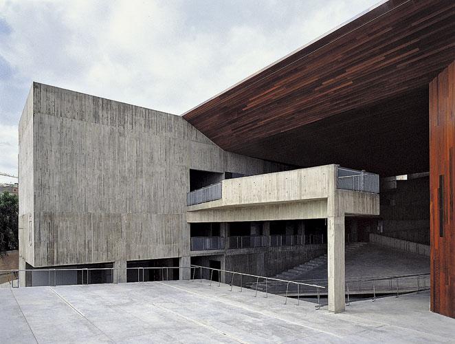 La Escuela de Artes Escénicas de Tenerife.