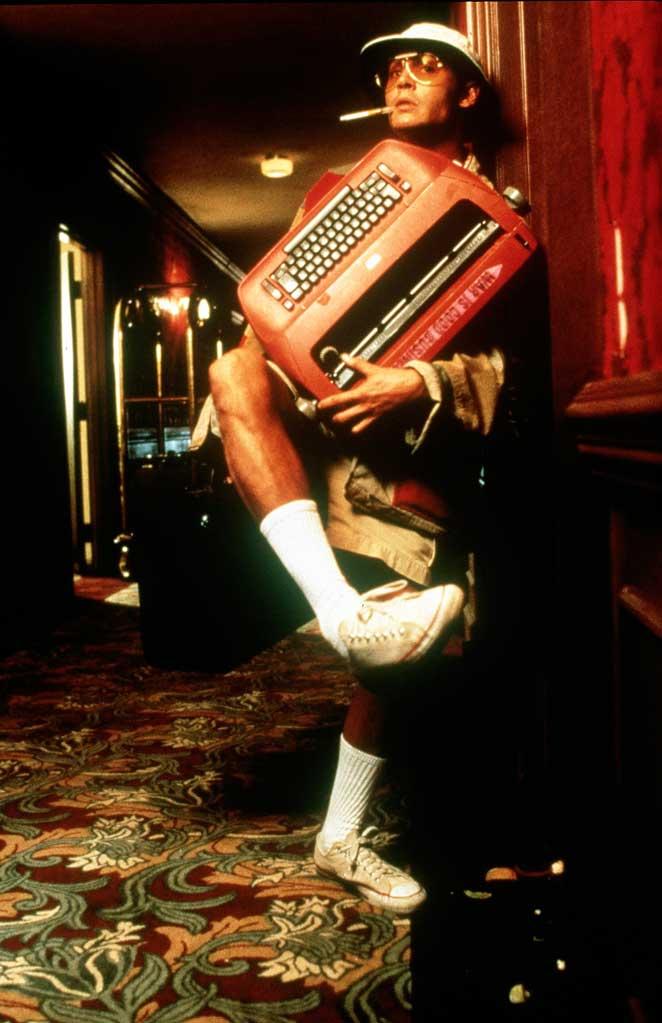 Johnny Depp con calcetines