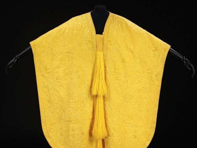 capa de seda de araña