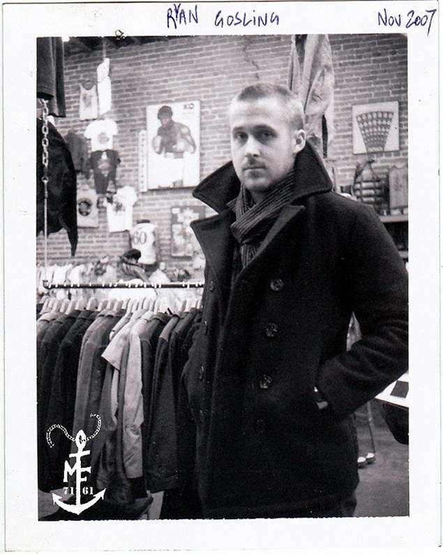 Ryan Gosling en Mister Freedom