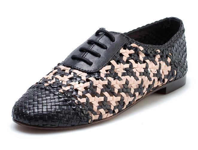 Zapato de rejilla