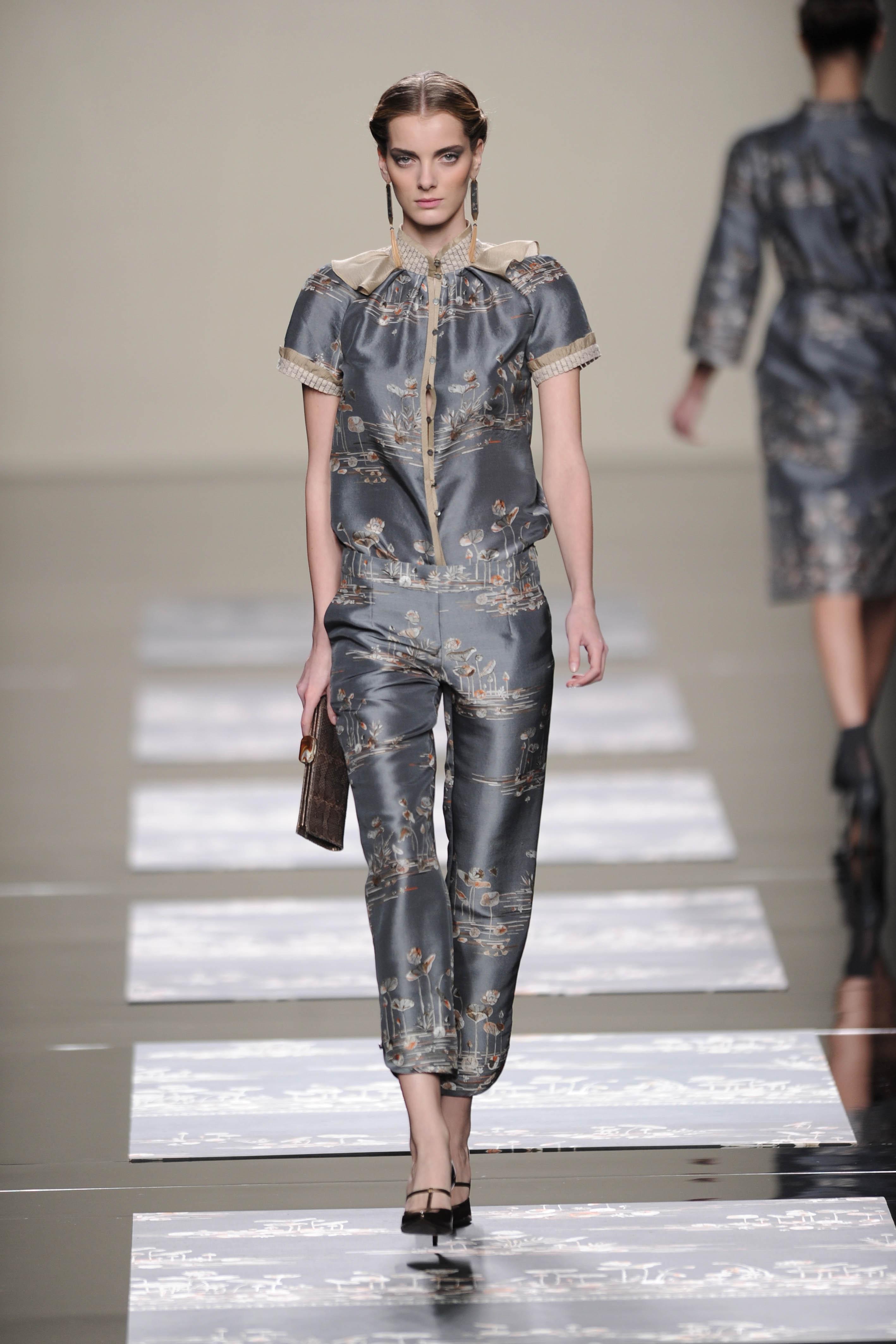 Desfile Ailanto Cibeles Mercedes Benz Fashion Week Madrid