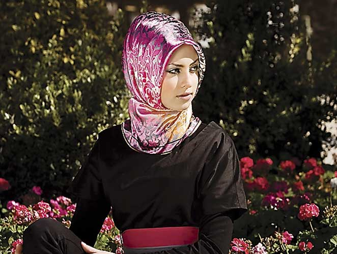 La moda que gusta a Alá
