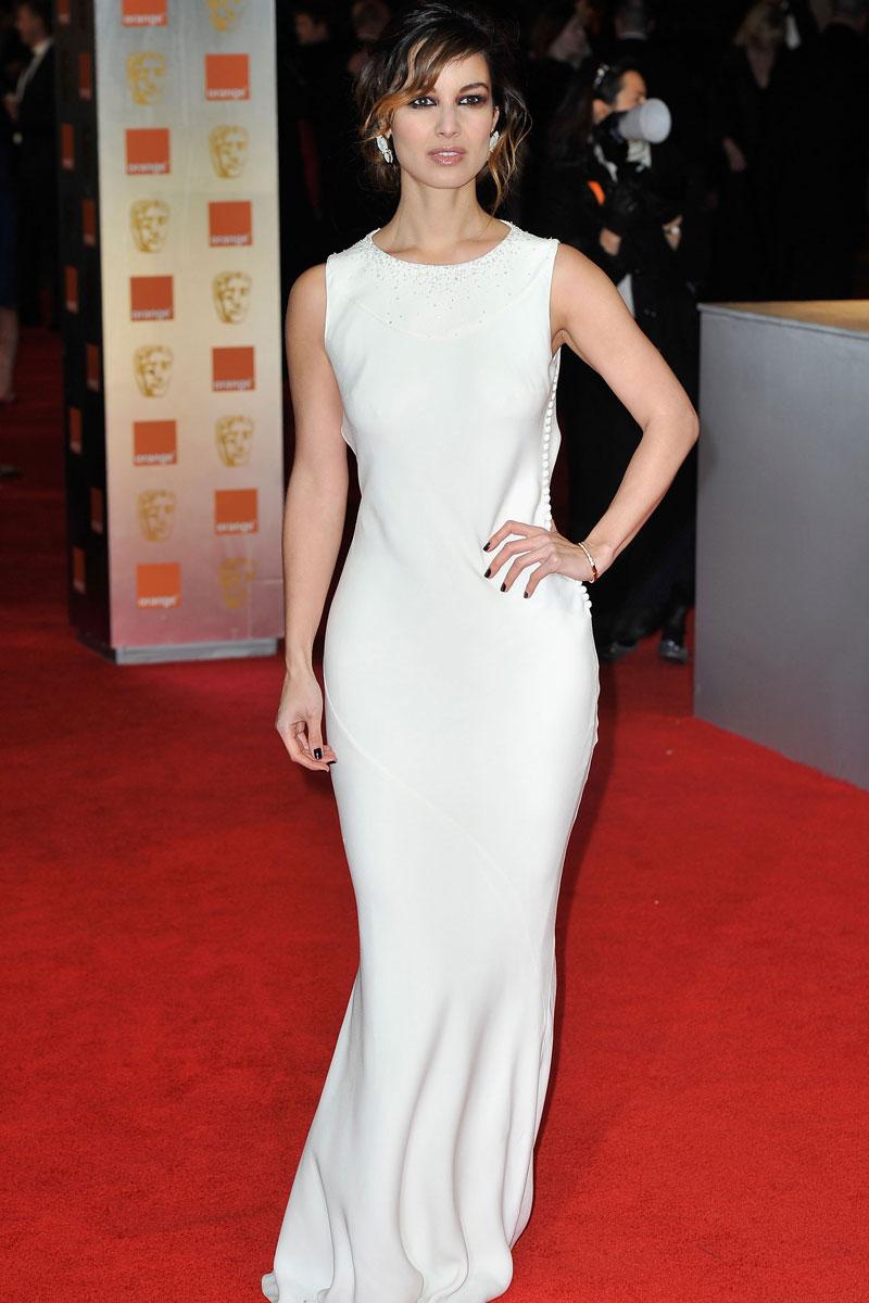 Berenice Marlohe bafta 2012