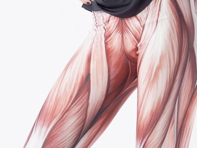 Leggings músculo