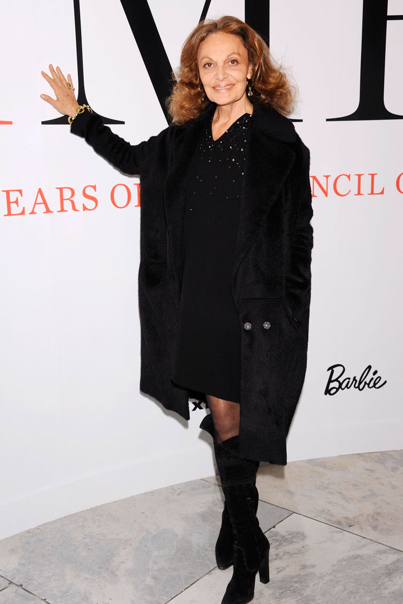 Los profesionales de la moda (y algún invitado sorpresa) celebran los 50 años de la CFDA
