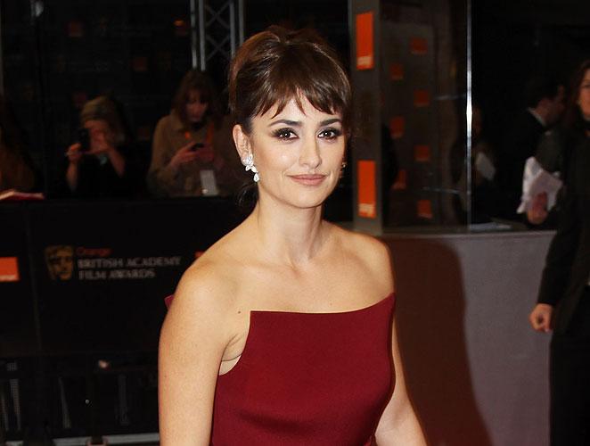Vota: El vestido de Penélope Cruz en los BAFTA