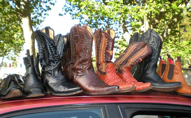 Capital Car Boot