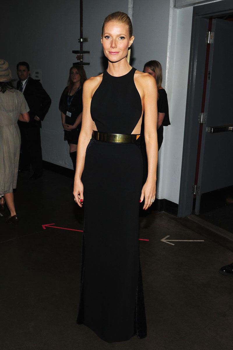 Grammy 2012 Gwyneth paltrow
