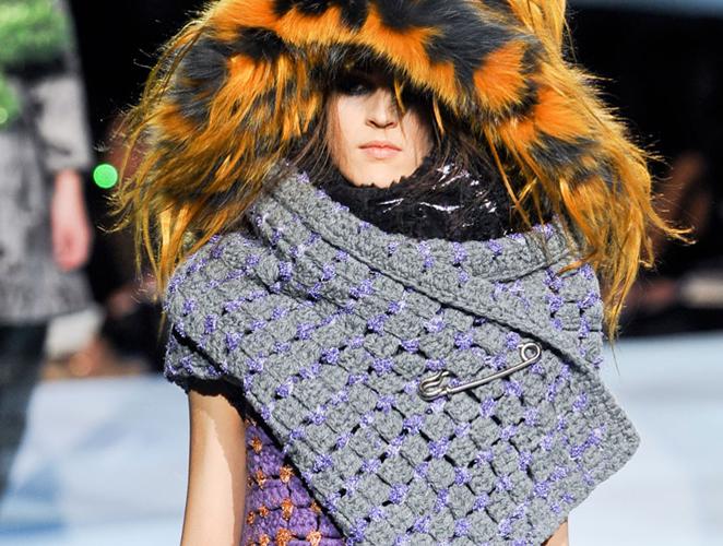 Marc Jacobs otoño-invierno 2012/13