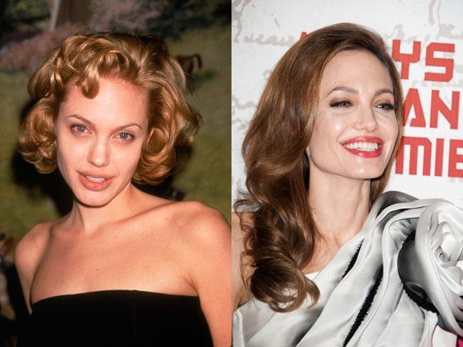 10 non blondes: celebrities que de morenas están mejor