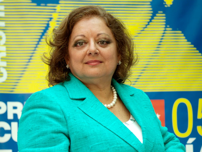 Cristina Rodero