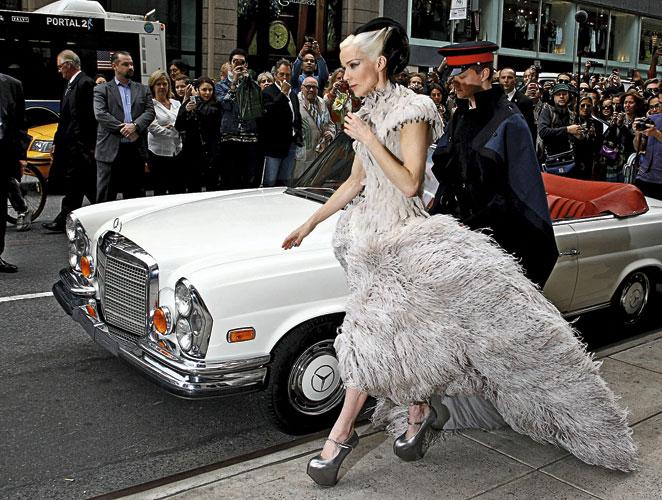 Coleccionistas, chequeras de la alta costura | Celebrities