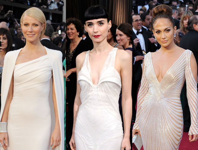 gwyneth paltrow rooney mara jennifer lopez