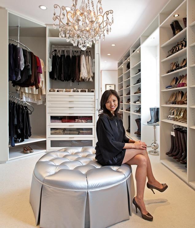El arte de organizar armarios s moda el pa s - Como ordenar un armario ...