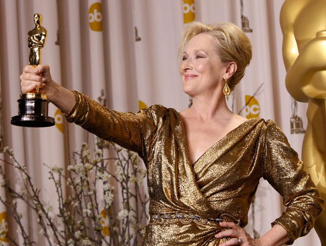 Las mejor vestidas de los Oscar 2012