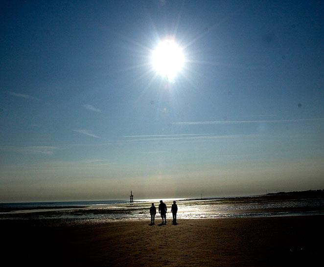 playa calma