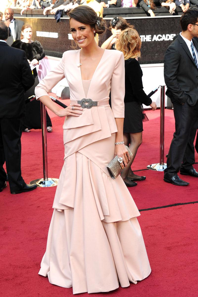 Todos los looks de alfombra roja de los Oscar 2012 | S Moda EL PAÍS