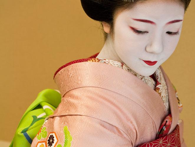 Las niponas ya no quieren ser 'geishas'