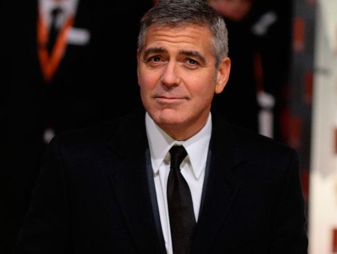 """George Clooney: """"Envejecer delante de las cámaras es lo más difícil"""""""
