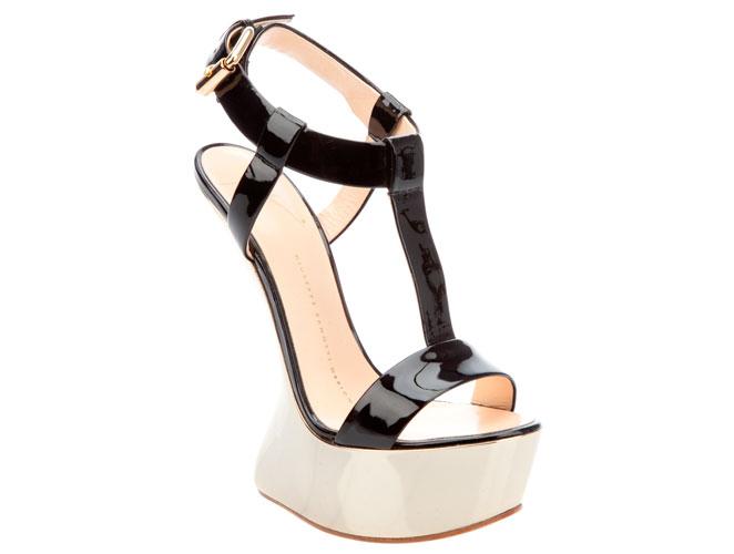 seleccione original gran variedad de estilos nueva estilos Se puede andar con estos zapatos de tacón sin tacón ...