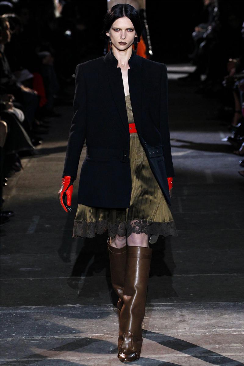 Givenchy otoño-invierno 2012/13