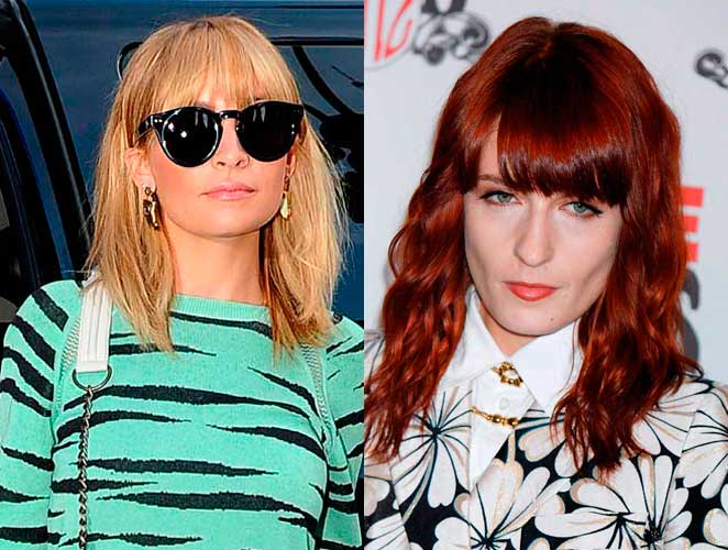 Nicole Richie Florence Welch