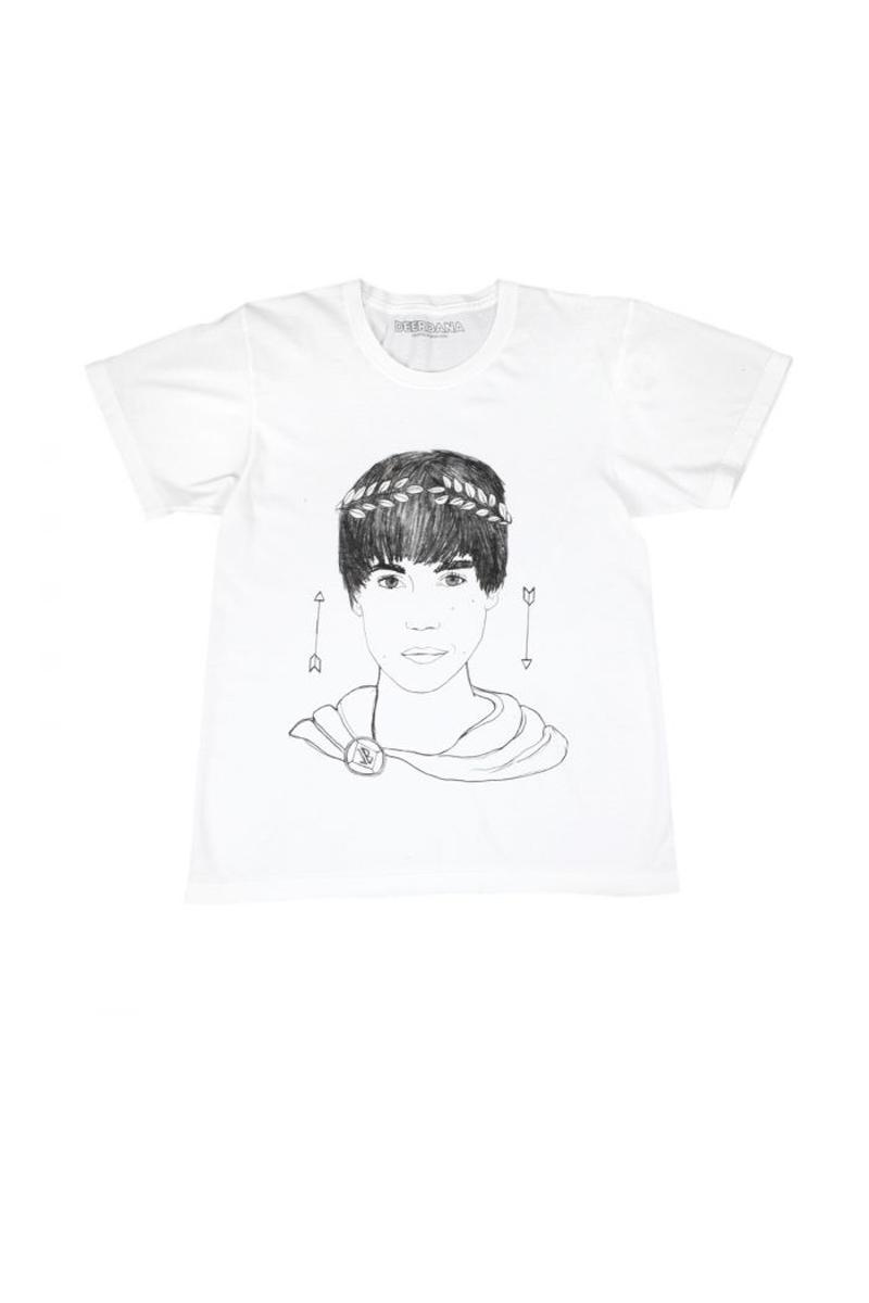Camisetas con mucha cara