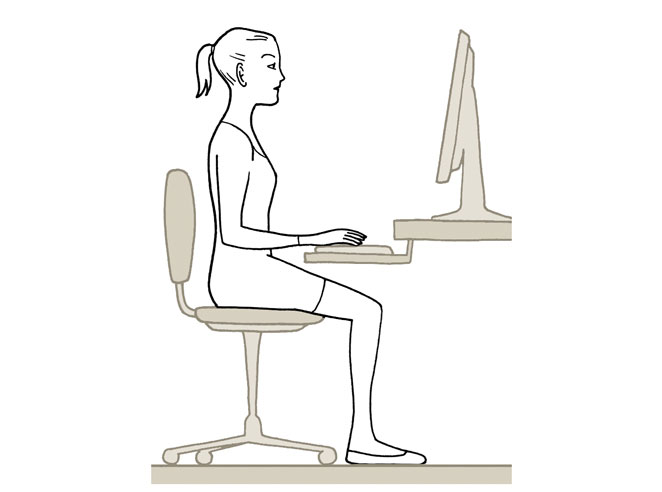 Guía definitiva para aprender a sentarse bien