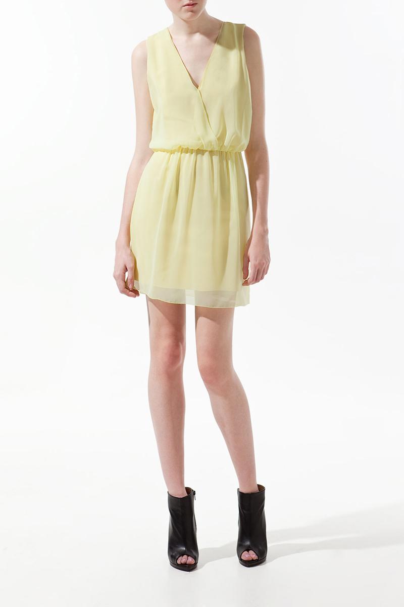 Obsesión primaveral: color amarillo (pollo, limón, pálido...)   Moda ...