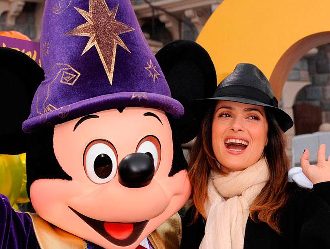 20 celebrities para los 20 años de Disneyland París