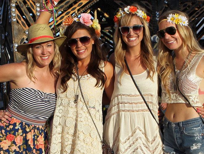 Street Style: Disfrazadas para Coachella
