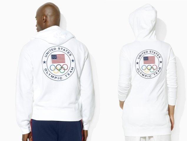 aa334f579 Ralph Lauren presenta el uniforme del equipo olímpico estadounidense ...