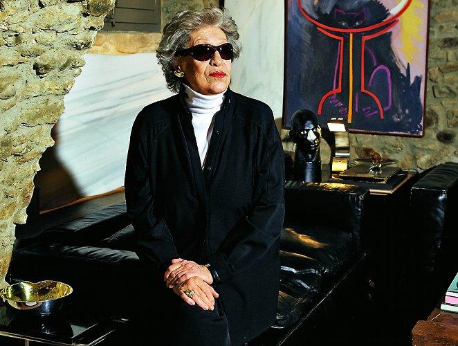 Elsa Peretti, mujer de élite