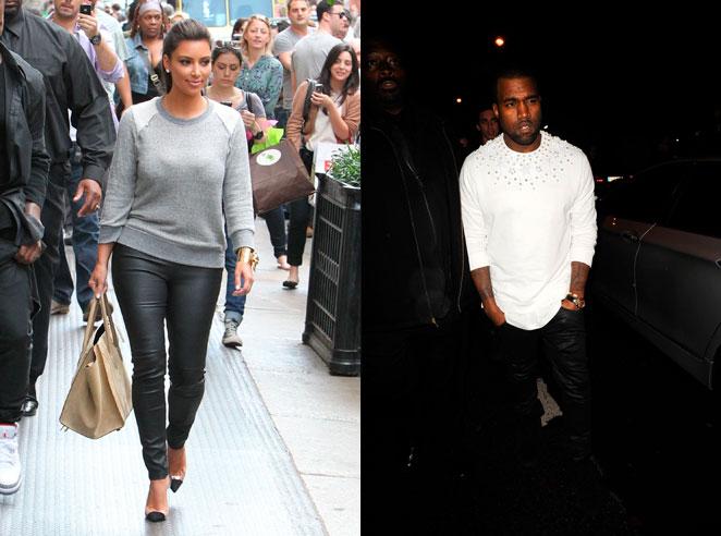 S Kim Kardashian De La 'kanyewestización' Celebrities Moda Vips wnRwYAqx