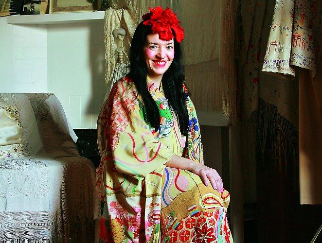 Elisa Palomino, diseño español en londres