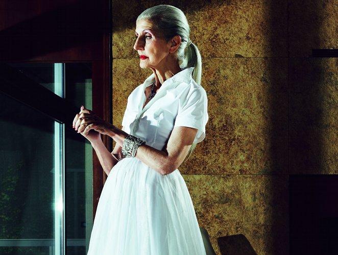 El estilo no envejece. ¿La prueba viviente? Eloísa Bercero