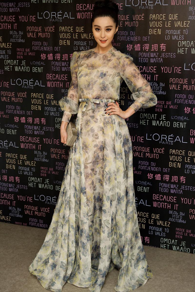 Mientras dormías: Cannes se divertía con Calvin Klein y L'Oréal Paris