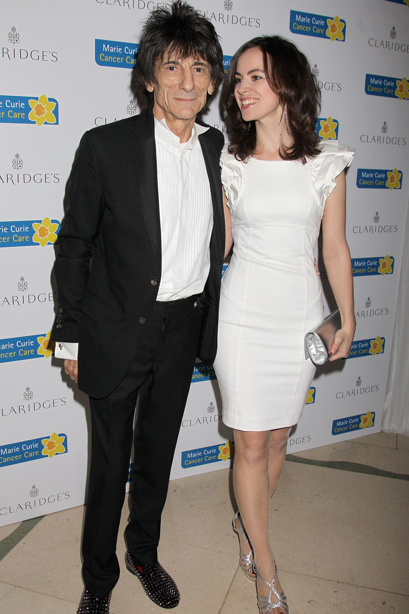 Mientras dormías: Kate Moss se divertía en una gala contra el cáncer